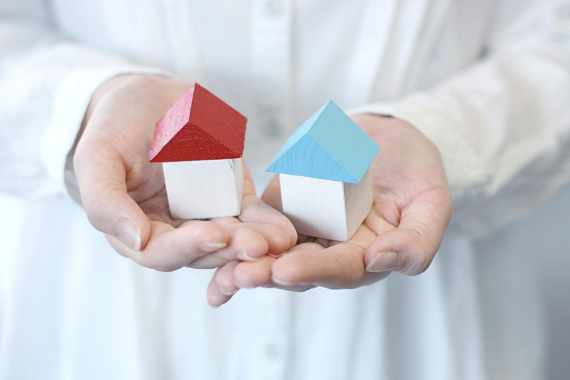 家・マンション(不動産)離婚のため売却・財産分与時のポイントなどまとめ